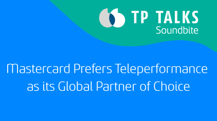 Mastercard Prefers Teleperformance as its Global Partner of